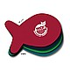 EZ Vinyl Gripper Fish Shaped Placemat